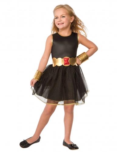 Déguisement Veuve noire Avengers™ avec tutu fille