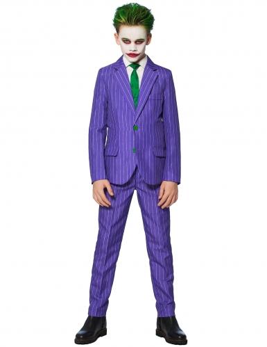Costume Mr. Joker™ enfant Suitmeister™