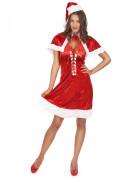 Ihnen gefällt sicherlich auch : Nikolaus-Kost�m f�r Damen