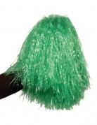 Vous aimerez aussi : Pompon vert m�tallique