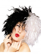 Ihnen gefällt sicherlich auch : Cruella-Per�cke f�r Damen