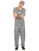 Vous aimerez aussi : D�guisement prisonnier homme