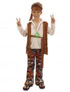 Vous aimerez aussi : D�guisement hippie marron gar�on