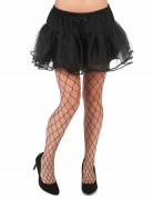 Trikot-Strumpfhose f�r Erwachsene, schwarz, Halloween