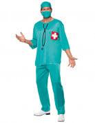 D�guisement chirurgien urgentiste homme