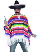 Mexikanischer Poncho f�r Herren
