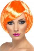 Ihnen gefällt sicherlich auch : Per�cke f�r Damen, Glamour, orange, kurze Haare