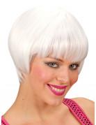 Ihnen gefällt sicherlich auch : Per�cke f�r Damen, wei�, kurze Haare