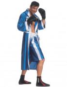 Blaues Boxer-Kost�m f�r Herren