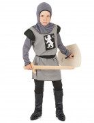 Medieval knight costume for boys.
