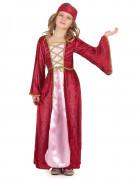 Costume regina medievale bambina Bologna