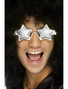 Sternf�rmige Superstar-Brille