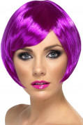 Ihnen gefällt sicherlich auch : Per�cke kurze Haare violett f�r Damen