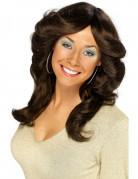 Vous aimerez aussi : Perruque marron  ann�es 70 femme