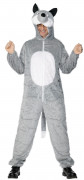 Wolf costume for men
