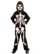 Disfraz de esqueleto para ni�o, ideal para Halloween