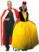 Disfraz de pareja de pr�ncipe y princesa