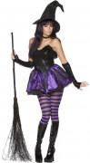 D�guisement sorci�re femme Halloween sexy