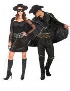 Zorro costume for couples