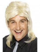 Blonde Rock-Star-Per�cke f�r Herren