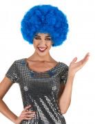 Ihnen gefällt sicherlich auch : Blaue Disco-Afroper�cke f�r Erwachsene