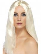 Damenper�cke lang blond