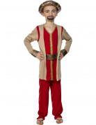Disfraz de rey Melchor para ni�o, ideal para Navidad