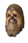 Masque de luxe Chewbacca Star Wars� adulte