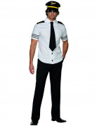 Ihnen gefällt sicherlich auch : Piloten-Kost�m f�r Herren