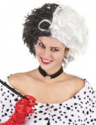 Sexy Cruella-Kost�m f�r Damen