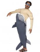 Ihnen gefällt sicherlich auch : Der wei�e Hai-Kost�m f�r Herren