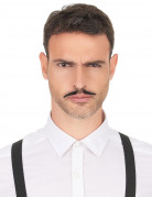 Moustache gangster ann�es 20 adulte