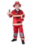 Déguisement pompier garçon