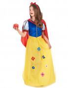 Disfraz de mujer de los bosques para ni�a
