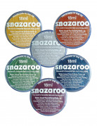 Maquillage Metallic Snazaroo pot de 18 ml