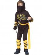 Vous aimerez aussi : D�guisement ninja noir et jaune gar�on