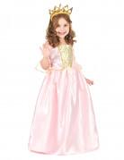 Disfraz rosa de princesa para ni�a