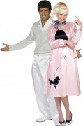 Grease costume for couples