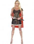 Sexy r�mische Gladiatorin-Kost�m f�r Damen