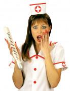 Term�metro de enfermera gigante