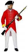 D�guisement soldat anglais homme