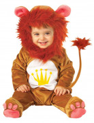 D�guisement animal lion b�b�