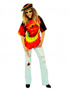 D�guisement rasta hippie adulte