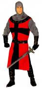 D�guisement chevalier m�di�val homme