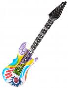 También te gustará : Guitarra de rock inflable
