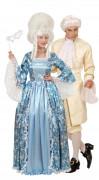 Disfraz de pareja de lujo de Casanova y Catalina la Grande