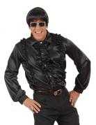 Ihnen gefällt sicherlich auch : Schwarzes Disco Hemd f�r Herren