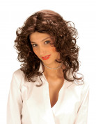 Brown Beverly Hills wig for women