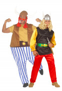 Gallic heroes costume for couples