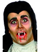 Set de peluca de vampiro para hombre, ideal para Halloween